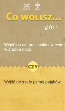 Co Wolisz? screenshot 5