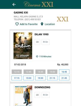 Cinema 21 screenshot 8