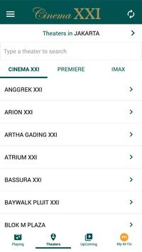 Cinema 21 screenshot 12