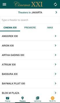 Cinema 21 screenshot 2