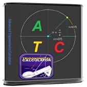Advanced Trigonometry Calculator icon