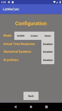 Advanced Trigonometry Calculator screenshot 2