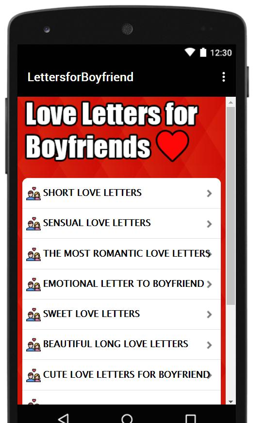 Most Romantic Love Letter from image.winudf.com