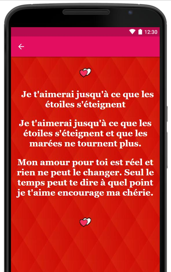 Lettre D Amour 2019 For Android Apk Download