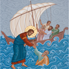 Orthodox Prayer Book in Greek icon