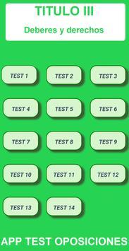 TEST ESTATUTO BÁSICO EMPLEADO PÚBLICO screenshot 10