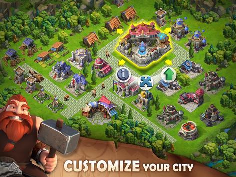 Blaze of Battle screenshot 1