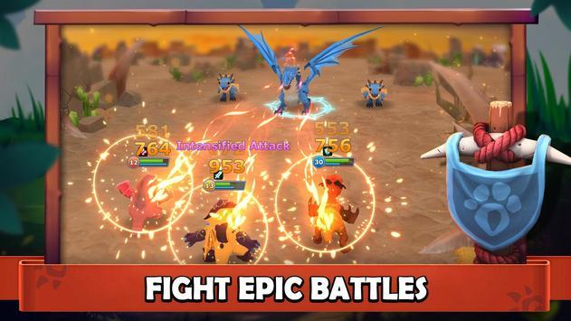 4 Schermata Rise of Dragons