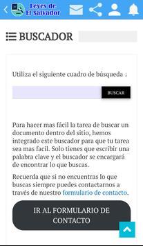 Leyes de El Salvador screenshot 3