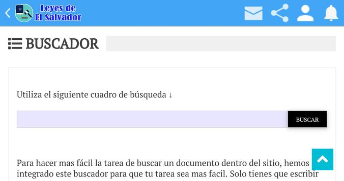 Leyes de El Salvador screenshot 12