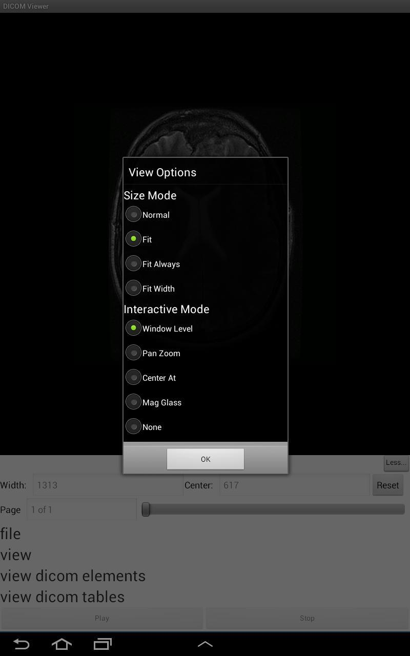 LEADTOOLS DICOM Viewer App for Android - APK Download
