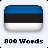 Learn Estonian language icon