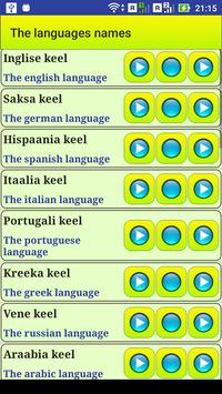Learn Estonian language screenshot 14