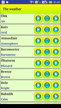 Learn Estonian language screenshot 12