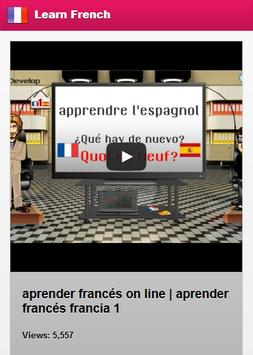 Learn French Free screenshot 3