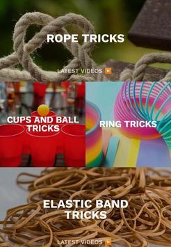 Learn Magic Tricks : Easy to learn Magic tricks poster
