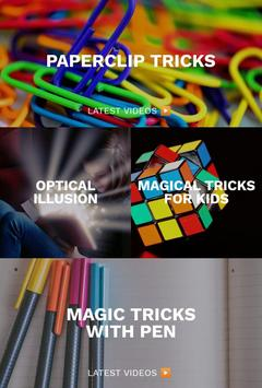 Learn Magic Tricks : Easy to learn Magic tricks screenshot 1