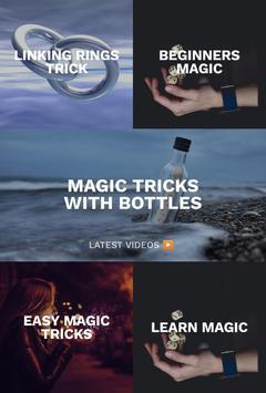 Learn Magic Tricks : Easy to learn Magic tricks screenshot 2