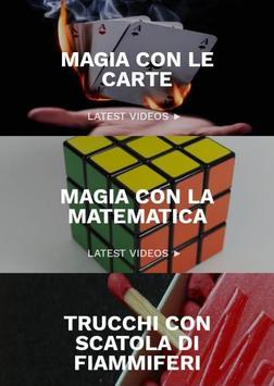 3 Schermata facile da imparare trucchi magici