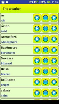 Learn Portuguese language screenshot 12