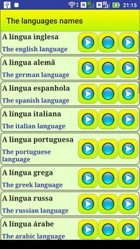 Learn Portuguese language screenshot 14