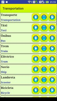 Learn Portuguese language screenshot 15