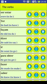 Learn Portuguese language screenshot 7
