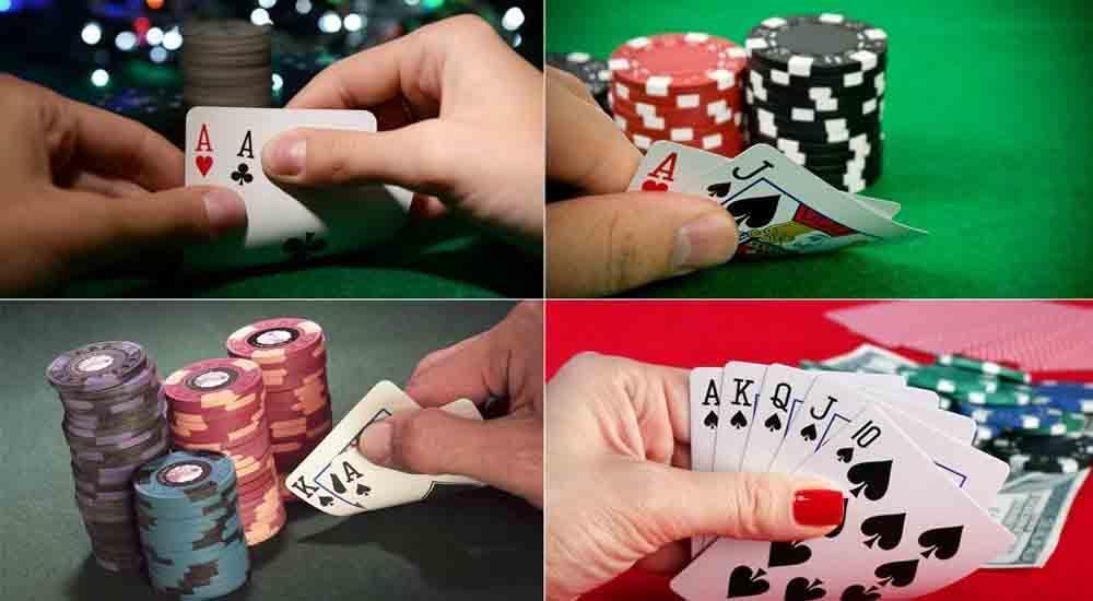 играть карты покер бесплатно
