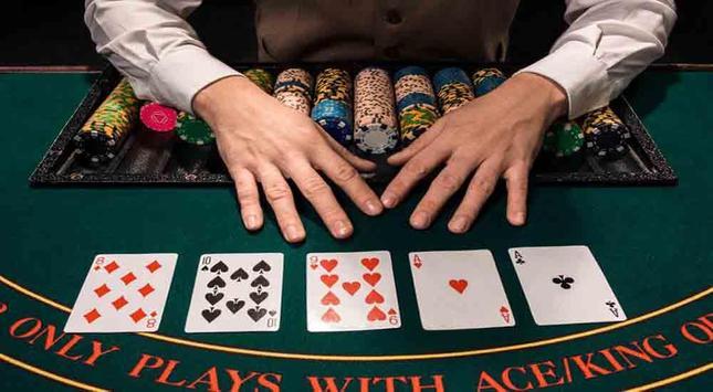 играть в покер карты бесплатно