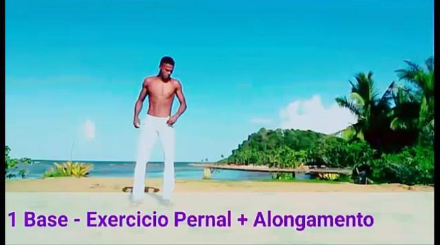 Aprender Capoeira Poster