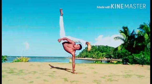 Aprender Capoeira captura de pantalla 2
