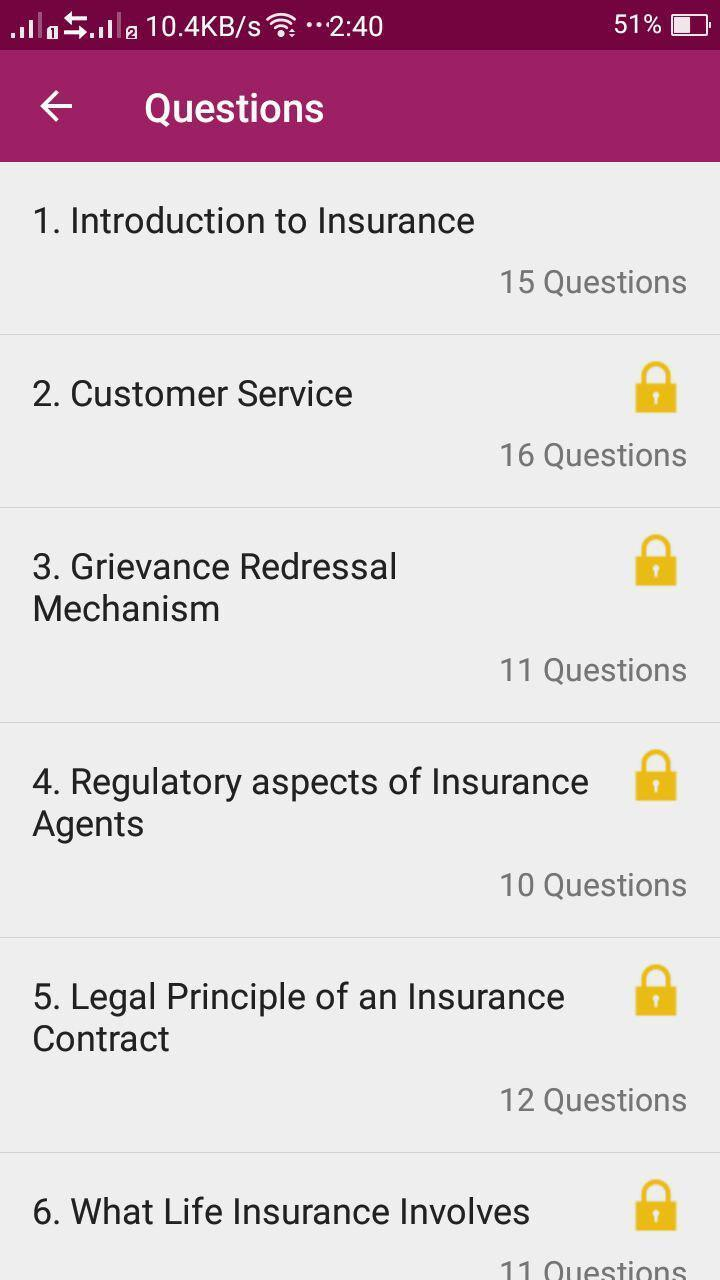 IC38EXAM : Life, General, Health Mock Tests for Android