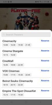Lebanon Movies Guide screenshot 3