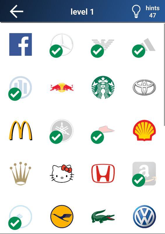 Quiz Juego De Logotipos For Android Apk Download