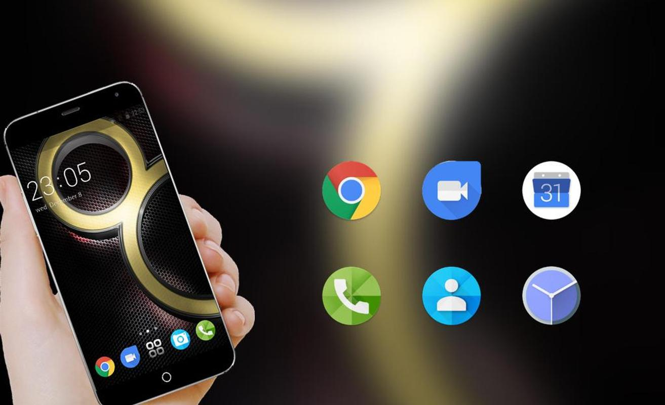 Theme For Lenovo K8 Note Hd Wallpaper Icon Pack For Android Apk