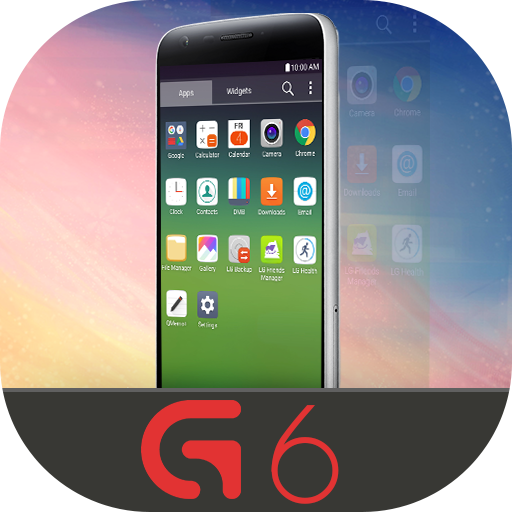 Launcher Theme for LG G6