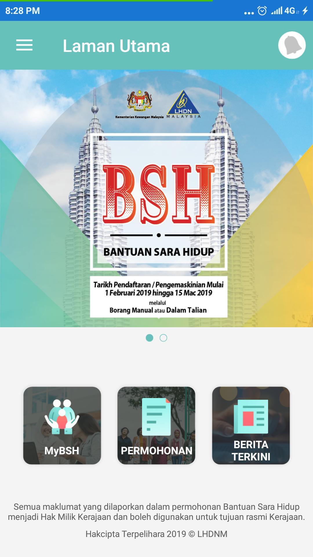 Bantuan Sara Hidup For Android Apk Download