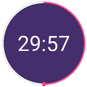 Half Hour Alarm icon