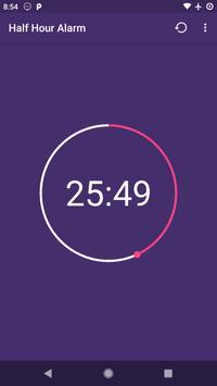 Half Hour Alarm poster