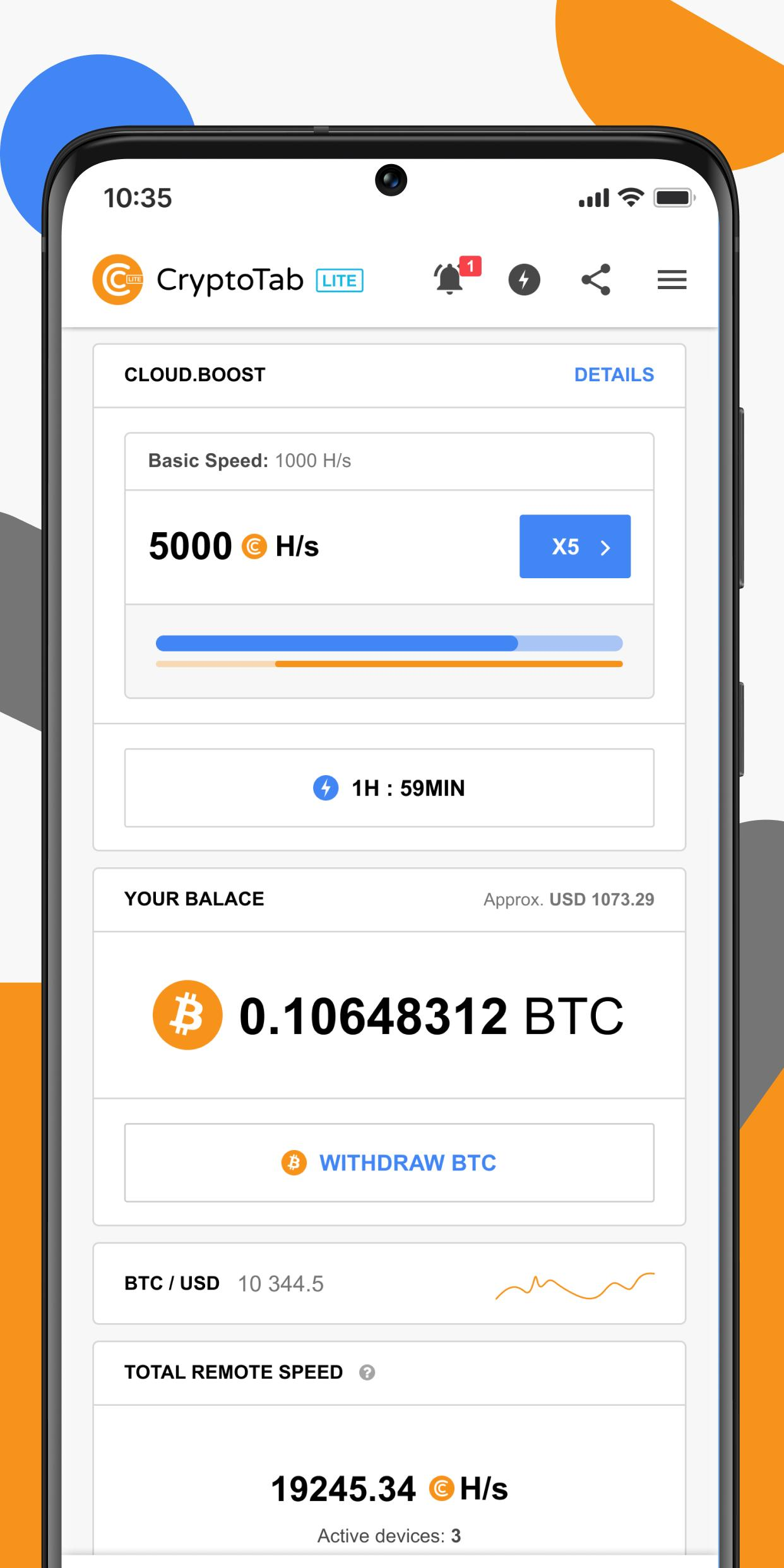 Cryptotab-Browser Lite apk neueste Version
