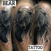 Bear Tattoo icon