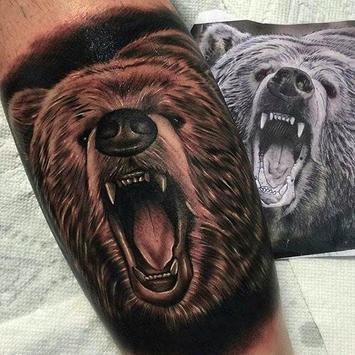 Bear Tattoo screenshot 4