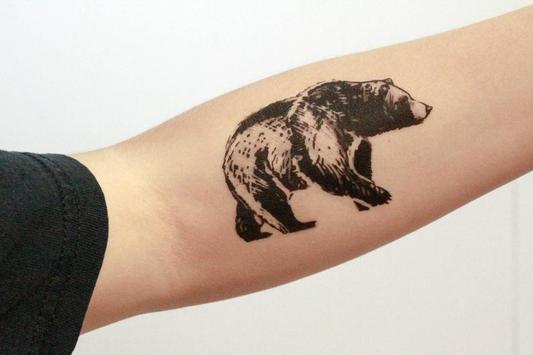 Bear Tattoo screenshot 5
