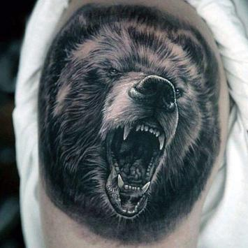 Bear Tattoo screenshot 1