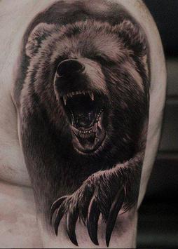 Bear Tattoo screenshot 2