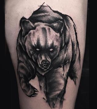 Bear Tattoo screenshot 3