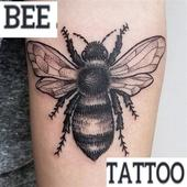 Bee Tattoo icon