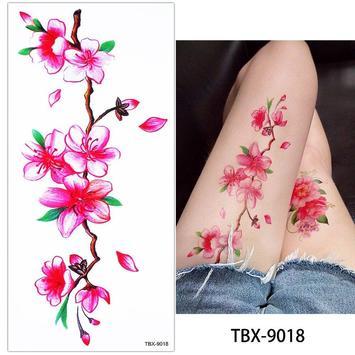 Flower Tattoo screenshot 1