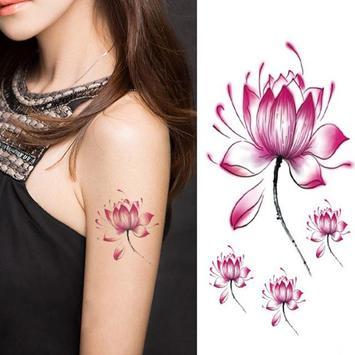 Flower Tattoo screenshot 2