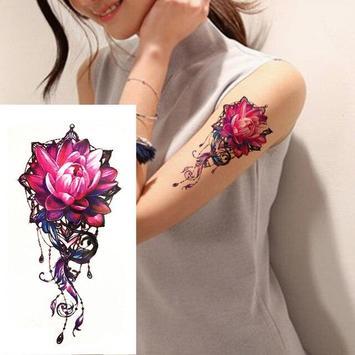 Flower Tattoo screenshot 4